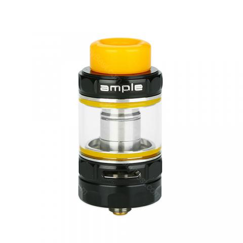 cheap Ample Mace Subohm Tank - 2ml/3ml, Black Standard Edition