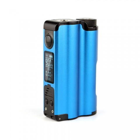 cheap  90W DOVPO Topside Top Fill TC Squonk MOD - Blue