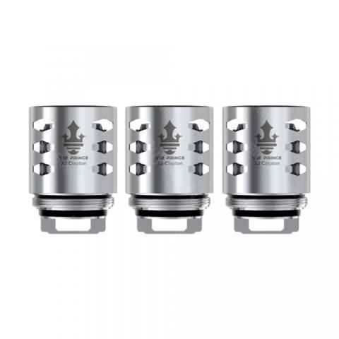 cheap SMOK TFV12 PRINCE Coil - 3pcs/Pack, X2-0.4ohm
