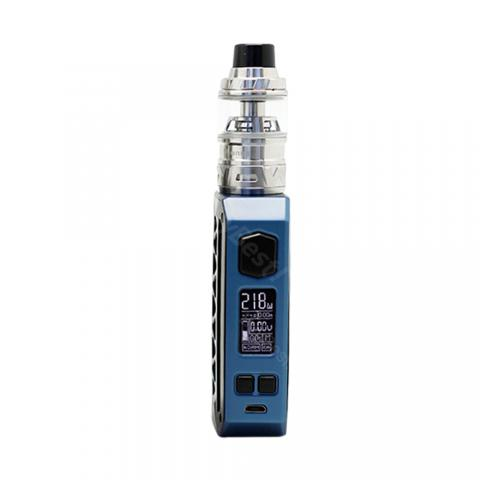cheap 218W Vzone eMask Kit with Uranus Tank - Blue