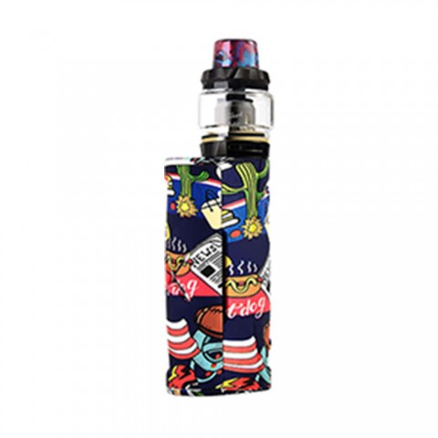 cheap 80W Vapor Storm Puma Baby TC Starter Kit with Hawk Tank - Freedom