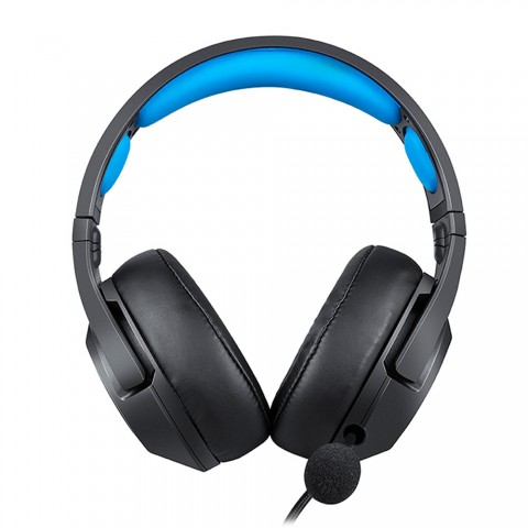 cheap Vapeonly K9 RGB Headset For S4/Xbox One/PS4 Pro/PS4/PS 4 Slim - Black/Blue
