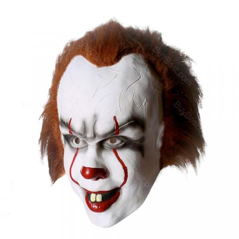 cheap Stephen King's It Pennywise Mask