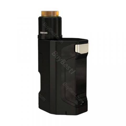 cheap 200W WISMEC Luxotic DF Box TC Kit with Guillotine V2 Tank - Black