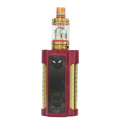 cheap 220W Sigelei MT TC Kit with Revolvr Tank - Red/Gold