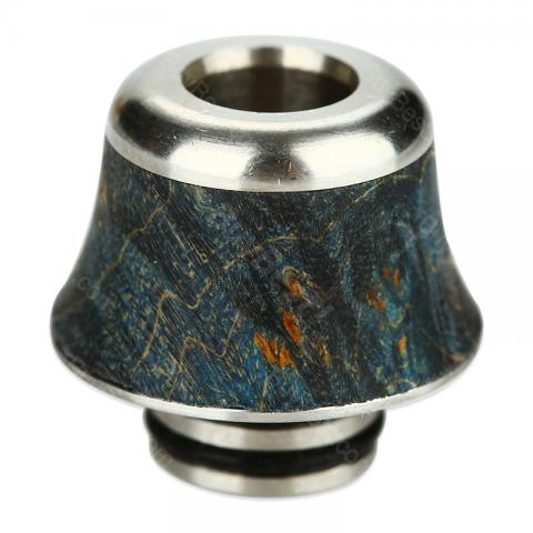 cheap Arctic Dolphin 510 Drip Tip Stabilized Wood A12 - Wood