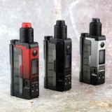 90W Dovpo Topside Lite TC Squonk Kit with Variant RDA - Black-3