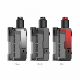 90W Dovpo Topside Lite TC Squonk Kit with Variant RDA - Red-5