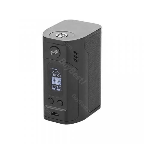 cheap [Japanese Warehouse] 300W WISMEC Reuleaux RX300 TC Box Mod - Black