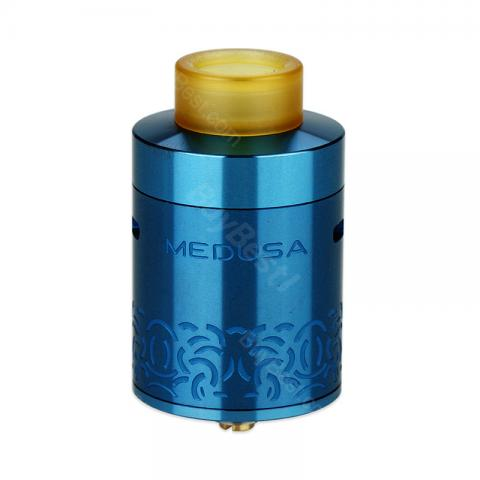 cheap GeekVape Medusa Reborn RDTA Atomizer - 3.5ml, Blue