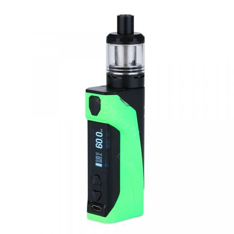 cheap WISMEC CB-60 with Amor NS VW Kit - 2300mAh, Green