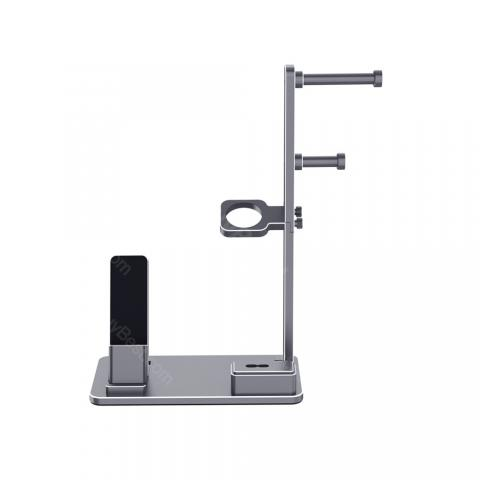 ET 6 In 1 Apple Stand for iPhone/Apple Watch series 3/ 2/ Airpods/iPad Mini