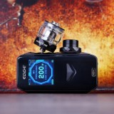 200W Digiflavor Edge TC Starter Kit with Spectre Tank - Black 5.5ml-3