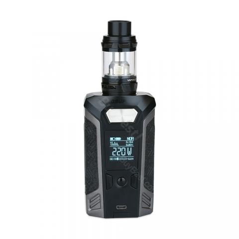 cheap 220W Vaporesso Switcher Kit with NRG/NRG Mini Tank - Grey 5ml