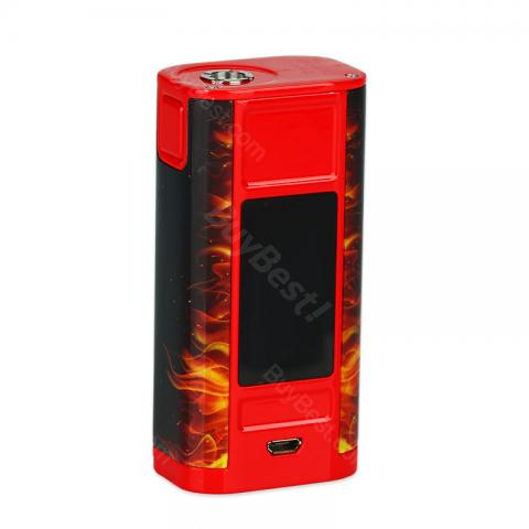 cheap 228W Joyetech CUBOID TAP TC MOD  - Red