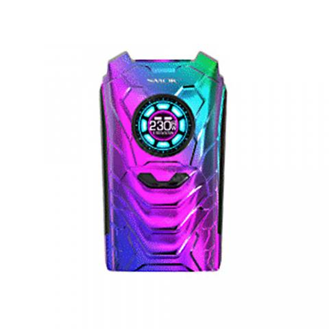 cheap 230W SMOK I-Priv Voice Control TC MOD, Rainbow