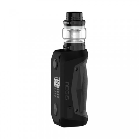 100W Geekvape Aegis Solo TC Kit with Cerberus Tank