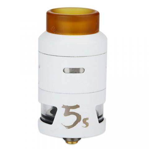 cheap IJOY RDTA 5S Atomizer Tank - 2.6ml, White