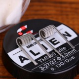 Coilology Twisted Messes Alien Coil 2pcs/pack - 0.13ohm-4