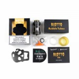 Dovpo Blotto RTA - 2ml, Gun Metal Standard Edition-3