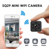ET HYX-2 SQ29 Mini Wifi Camera, Black-4