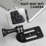 ET HYX-2 SQ29 Mini Wifi Camera, Black-5