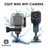 ET HYX-2 SQ29 Mini Wifi Camera, Black-3