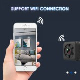 ET HYX-2 SQ29 Mini Wifi Camera, Black-1