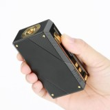 Ehpro Cold Steel 200 TC Box MOD - Black /Gold Standard Edition-1