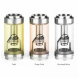 Eleaf GS BASAL Tube - 1.8ml,  Brushed Silver-1