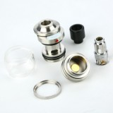 Eleaf Pesso Atomizer - 2ml/5ml, Silver 5ml without Child Lock-4