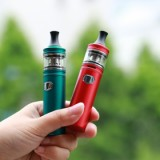Eleaf iJust Mini Vape Pen Kit - 1100mAh, Green 2ml with Child Lock-2