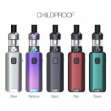 Eleaf iStick Amnis 2 Kit with GTiO Tank - 1100mAh, Red Without Child Lock-5