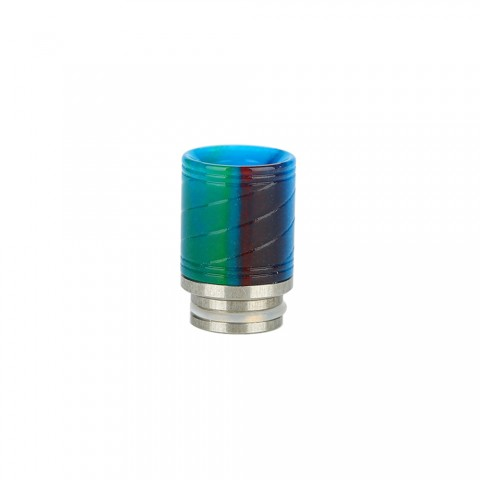 cheap Equal line Noctilucent 810 Resin Drip Tip - Type A