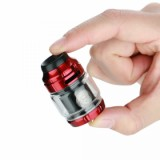 GeekVape Zeus X RTA Tank Atomizer - 2ml/4.5ml, Red/Black 4.5ml Standard Edition-1