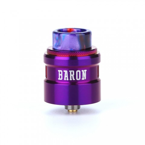 cheap Geekvape Baron RDA Tank Atomizer - Purple