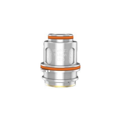 cheap Geekvape  Zeus Mesh Coil 5pcs/pack - Z2 0.2ohm Standard Edition