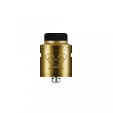 cheap Hellvape Dead Rabbit V2 RDA - Gold