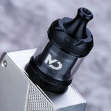 Hellvape MD RTA - Black 2ml Standard Edition-5