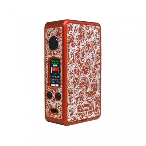 cheap Hotcig R150S TC Box MOD - Orange Standard Edition