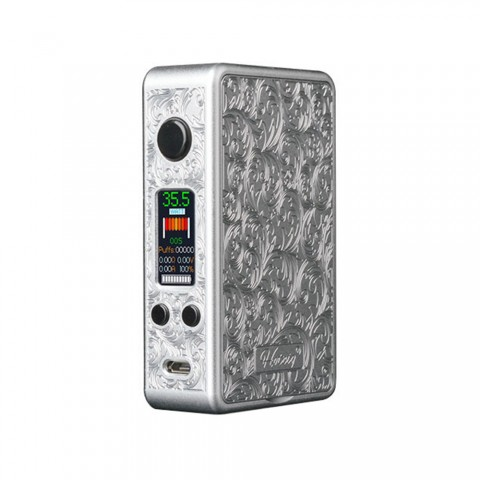 cheap Hotcig R150S TC Box MOD - Silver Standard Edition