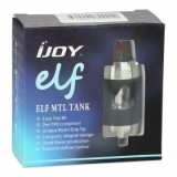 IJOY ELF Sub Ohm Tank - 2ml, Black-1