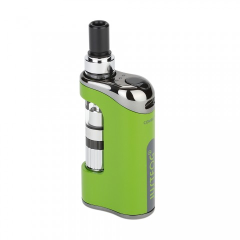 cheap JUSTFOG Compact 14 Box Starter Kit - 1500mAh, Green Standard Edition