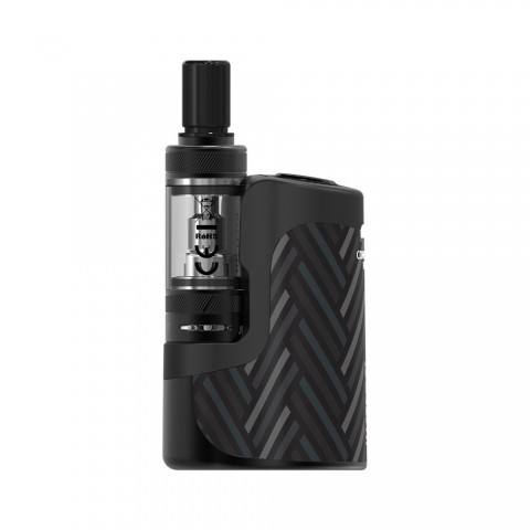 cheap JUSTFOG Compact 16 Kit - 1400mAh, Black