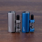 JUSTFOG Q16 Pro Stater Kit - 900mAh, Silver Standard Edition-1