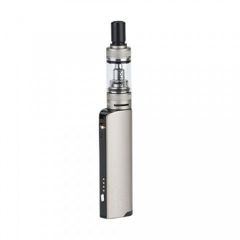 cheap JUSTFOG Q16 Pro Stater Kit - 900mAh, Silver Standard Edition