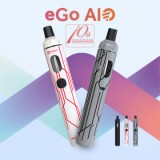Joyetech eGo AIO Kit - 1500mAh (10th Anniversary Edition), White-3