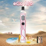 Joyetech eGo AIO Kit - 1500mAh (10th Anniversary Edition), White-2