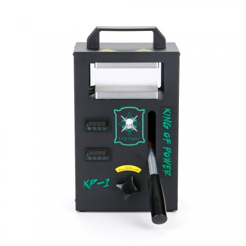 cheap LTQ Vapor Rosin Press Machine KP-1, Black US plug