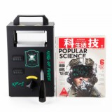 LTQ Vapor Rosin Press Machine KP-1, Black US plug-3